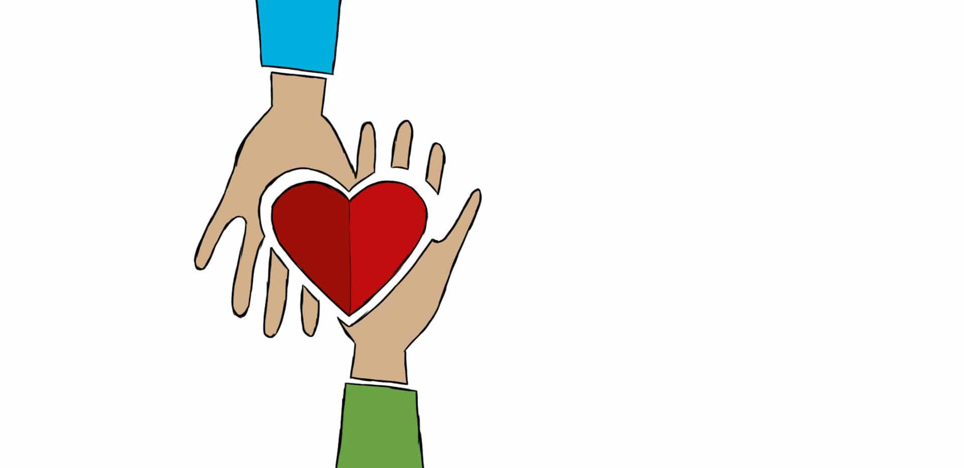 Spenden-Aktion für gemeinnützigen Zweck